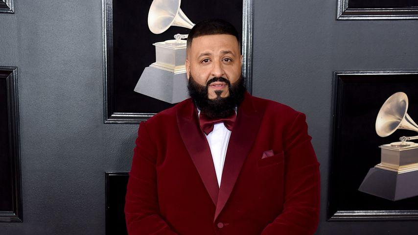 DJ Khaled bei den Grammy Awards