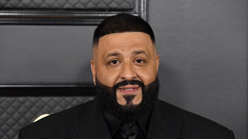 DJ Khaled im Januar 2020 in Los Angeles