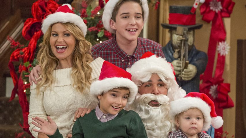 "1. Fotos der neuen Staffel! Party-Tanners bei ""Fuller House"""