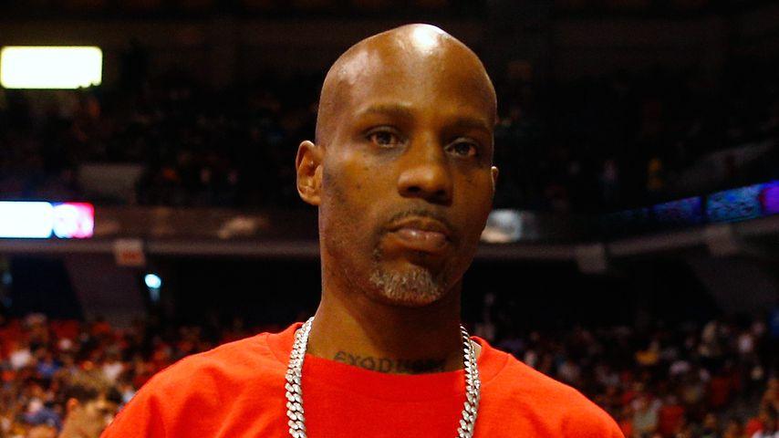 US-Rapper DMX muss in Haft