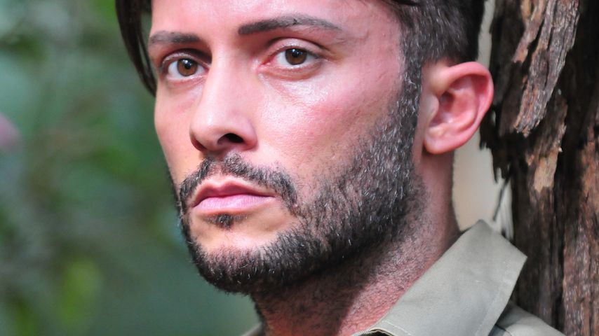 Domenico De Cicco am fünften Dschungelcamp-Tag