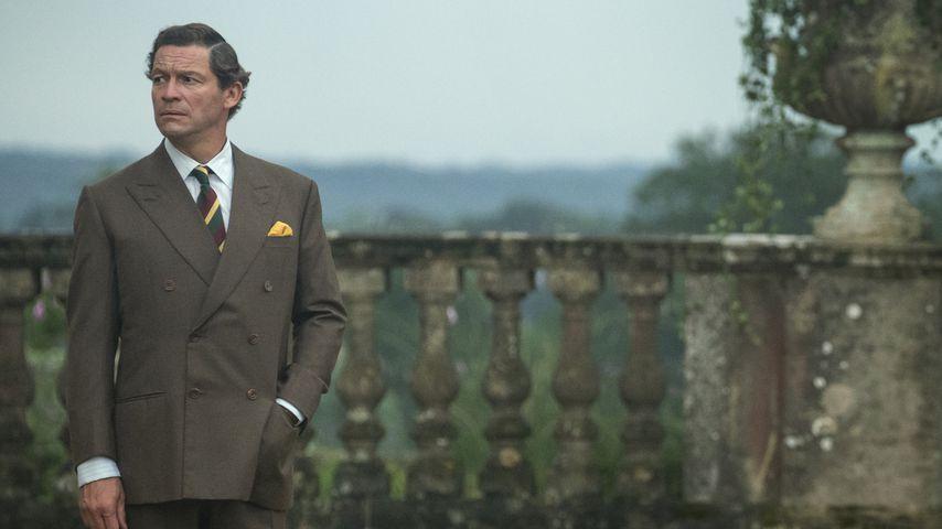 """Dominic West als Prince Charles in der fünften Staffel von """"The Crown"""""""