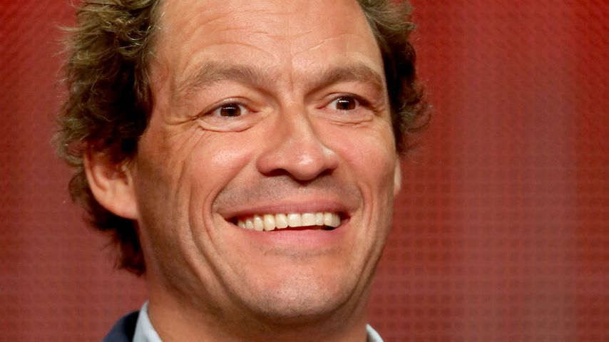 Dominic West in Beverly Hills, 2014