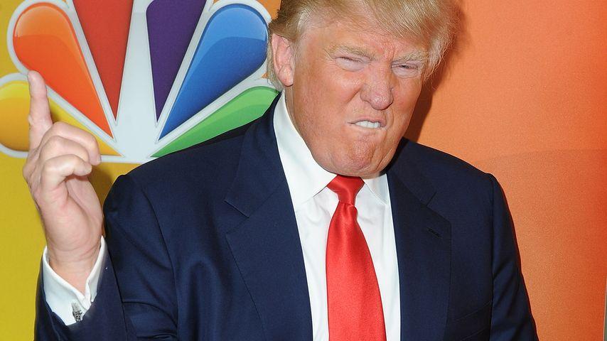 Rassistische Äußerungen: Donald Trump von TV-Sender gefeuert