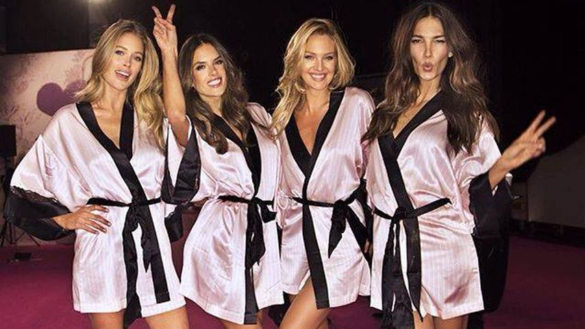 Generationen-Battle bei Victoria's Secret? Alt gegen neu!