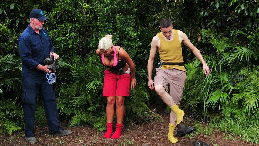 Luder vs. Loser: Sophia & Menderes im Dschungel-Finale?