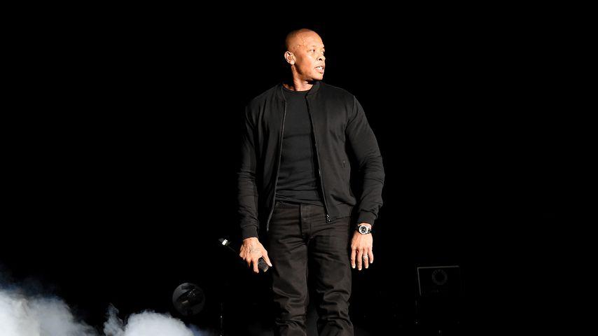 Dr. Dre bei einem Auftritt im Oktober 2016