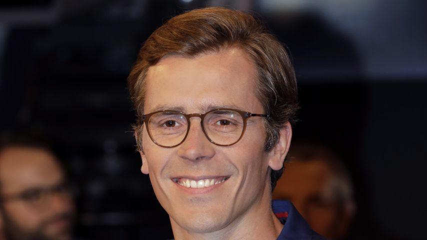 Dr. Johannes Wimmer in einer TV-Show