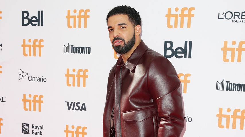 Drake bei dem Toronto International Film Festival 2017