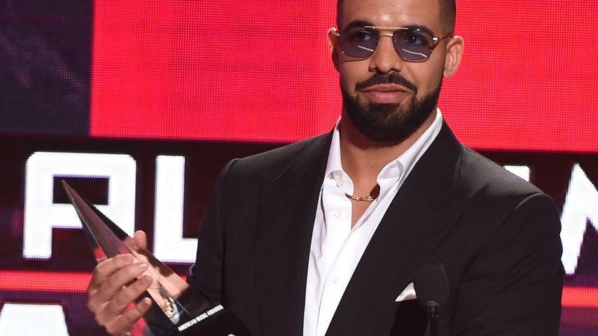 """Drake bei der """"American Music Awards""""-Show 2016"""