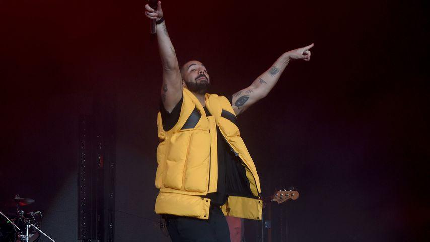 Drake beim Coachella-Festival 2017 in Kalifornien