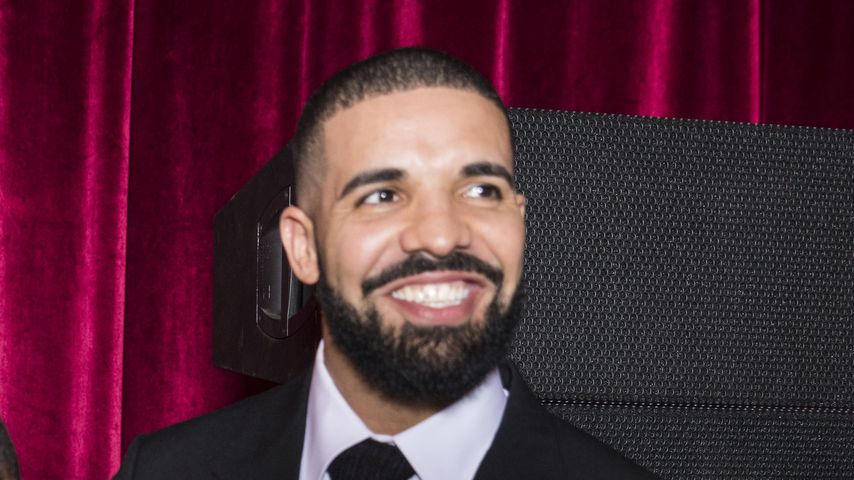 Drake bei der Netflix Golden Globes Party 2018
