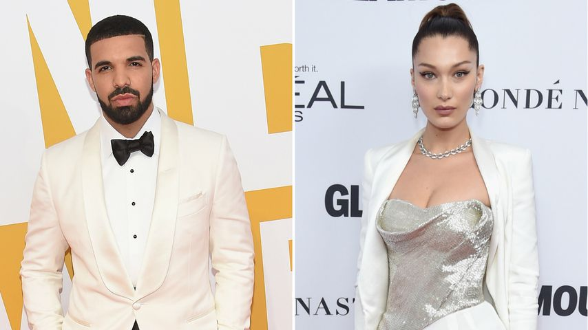 Sänger Drake: So fies hat er Topmodel Bella Hadid abserviert