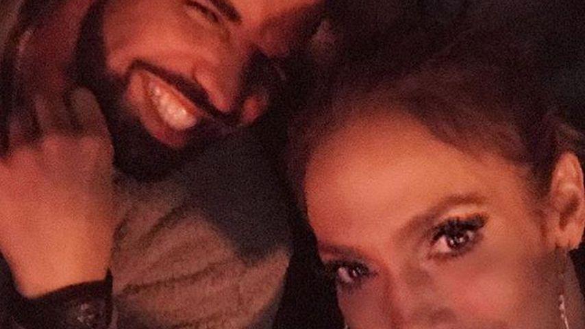 Drake und Jennifer Lopez in Las Vegas