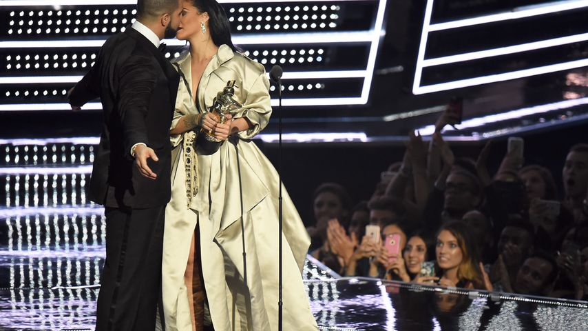 Drake und Rihanna bei den MTV Video Music Awards 2016