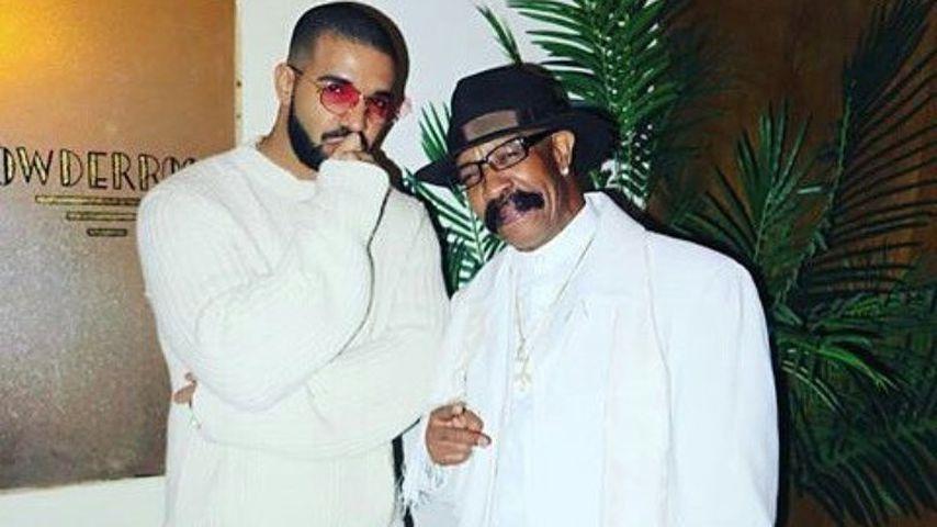 Werbetrick? Drakes Vater verwirrt Fans mit Album-Ankündigung
