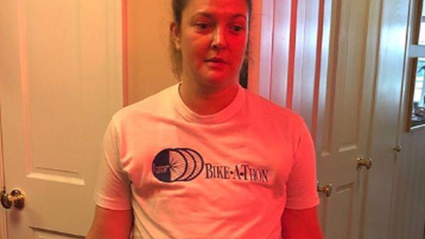Drew Barrymore vor ihrer Gewichtsabnahme