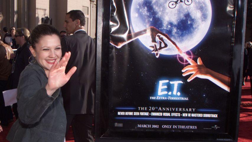 Drew Barrymore auf einer Veranstaltung zum 20. Jubiläum von E.T.