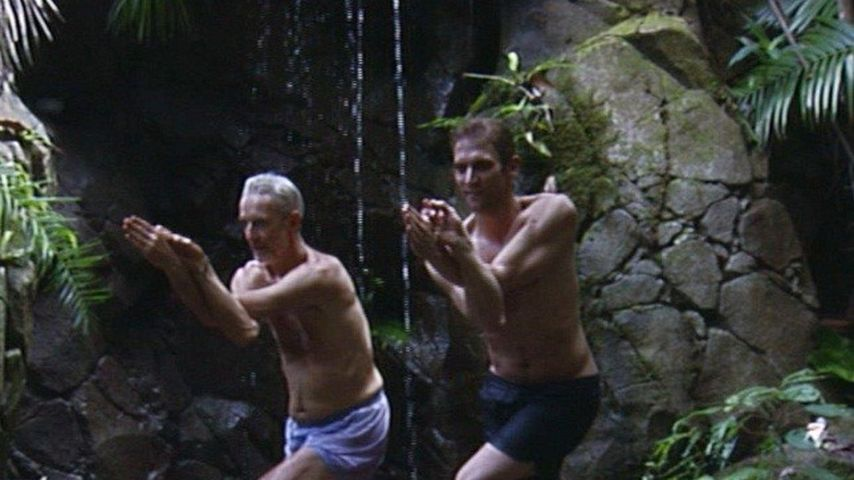 Peer und Mathieu: Das neue Dschungel-Traumpaar?