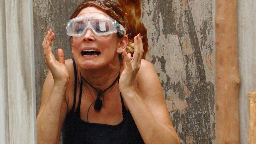 Dschungelcamp 2013 Tag 9: Claudelle in der Prüfung