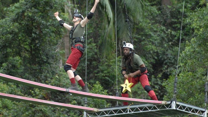 Dschungelcamp: Quoten-Zick-Zack geht weiter