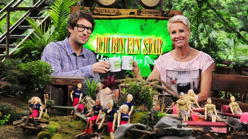Für guten Zweck! RTL versteigert alle Dschungelcamp-Puppen