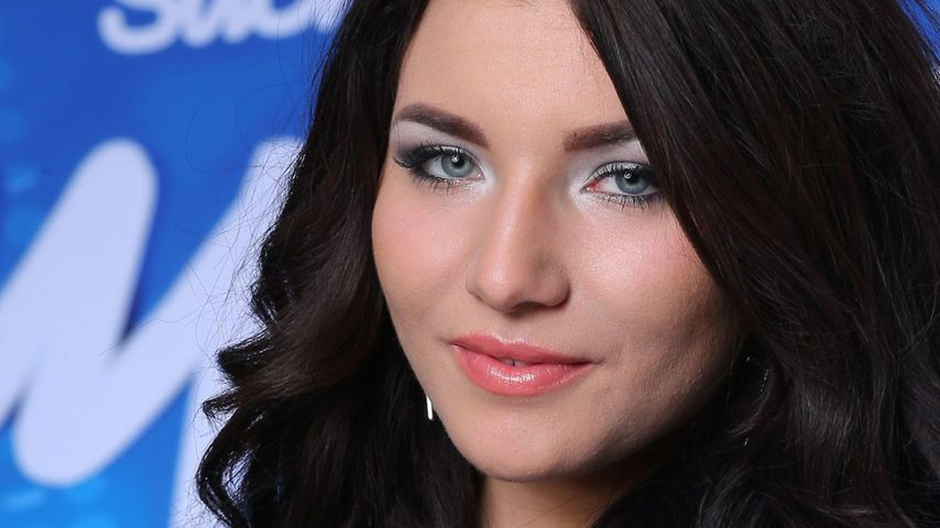 Melody Haase bei DSDS 2014