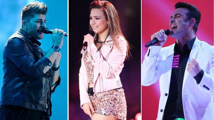 Severino, Viviana & Antonio: Was sagt ihr zur DSDS-Top-3?