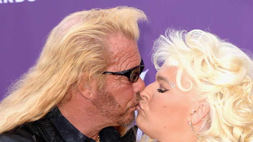 Duane und Beth Chapman 2013 in Las Vegas