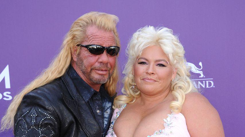Duane und Beth Chapman bei den Country Music Awards
