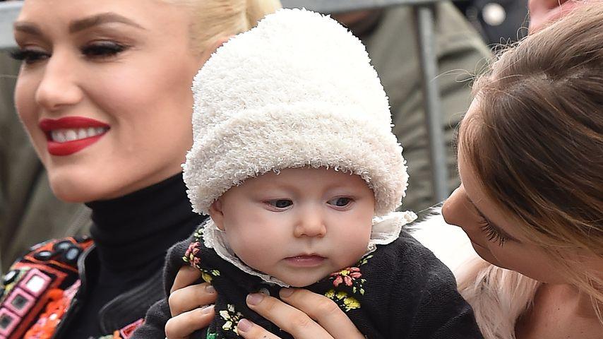 Dusty Rose Levine, Tochter von Behati Prinsloo und Adam Levine