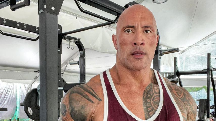 "Dwayne ""The Rock"" Johnson im Mai 2021"