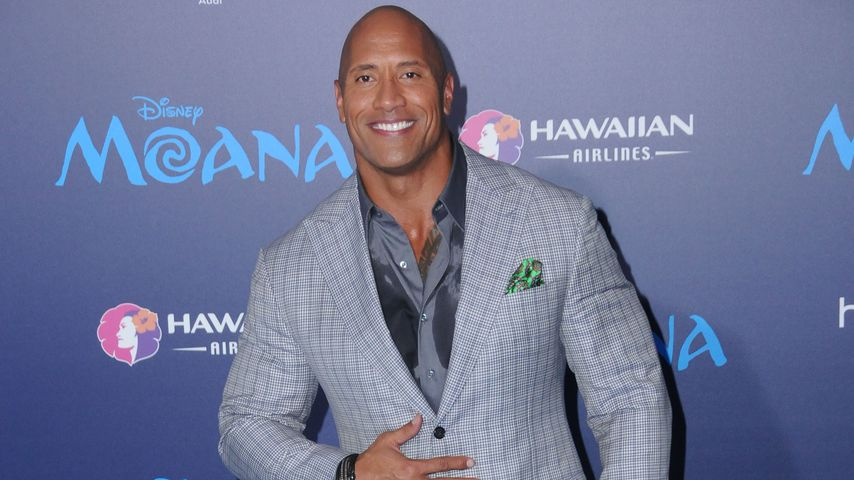 "Dwayne ""The Rock"" Johnson beim AFI Fest 2016"