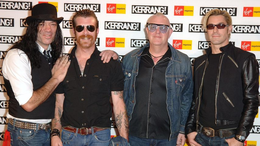 Nach Terror-Anschlag: Eagles of Death Metal spielen in Paris