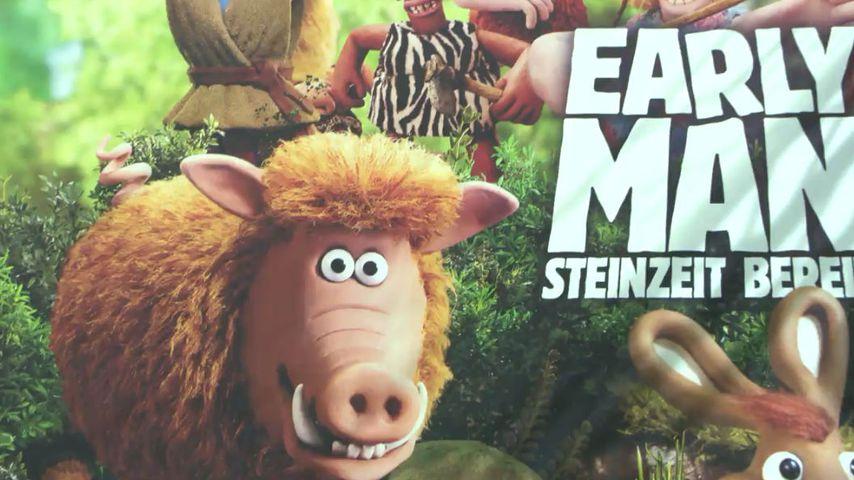 """Witziger Knete-Spaß: Darum wird """"Early Man"""" zum Kino-Knüller"""