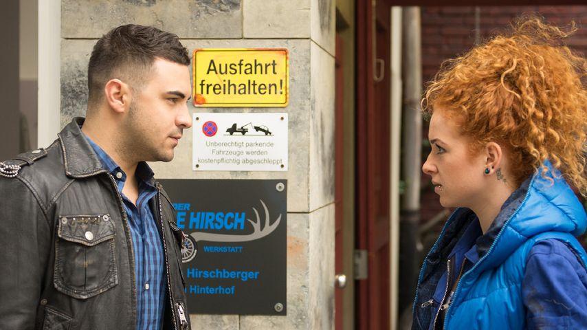 Lars Steinhöfel und Sarah Hannemann