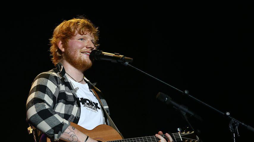 Ed Sheeran im März 2018
