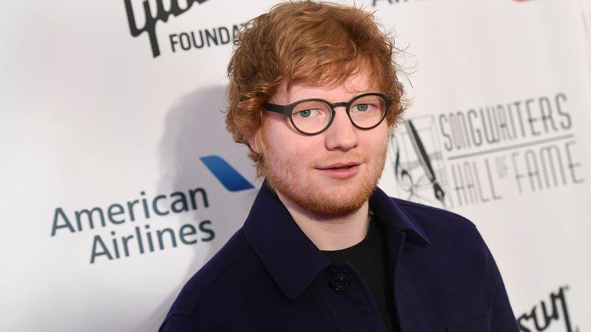 Ed Sheeran verrät: Das hält er von Taylor Swifts Boyfriend!