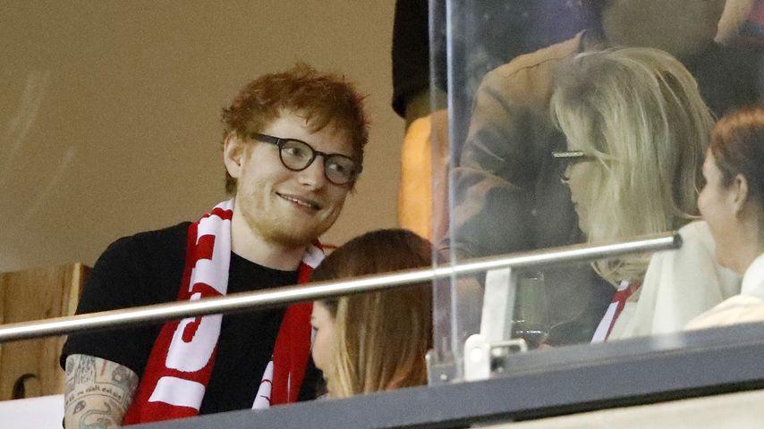 Ed Sheeran im März 2021