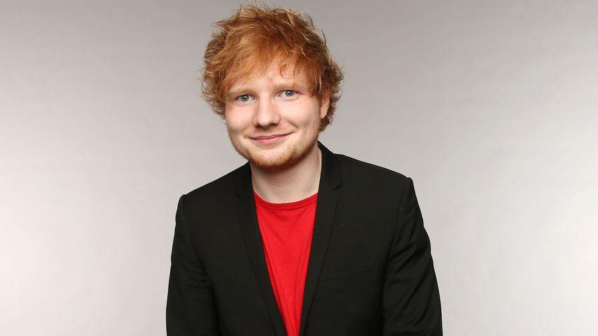 Ed Sheeran bei den CMT Music Awards im Juni 2013