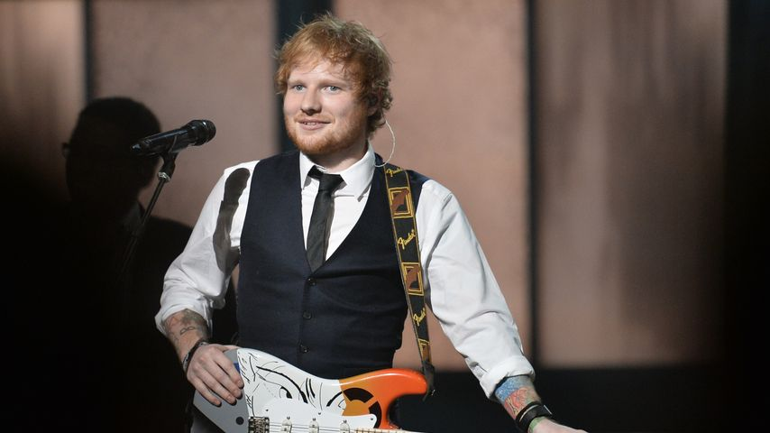 Grandiose Spende: Ed Sheeran beweist Charity-Herz