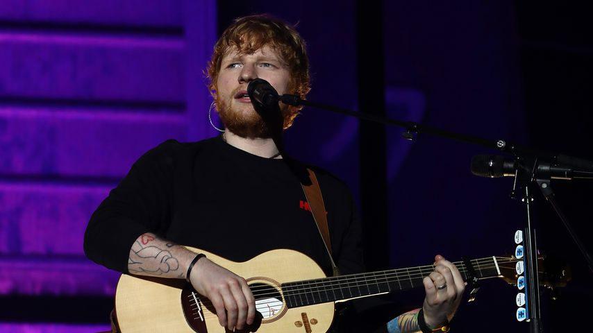 Ed Sheeran in Auckland, Neuseeland