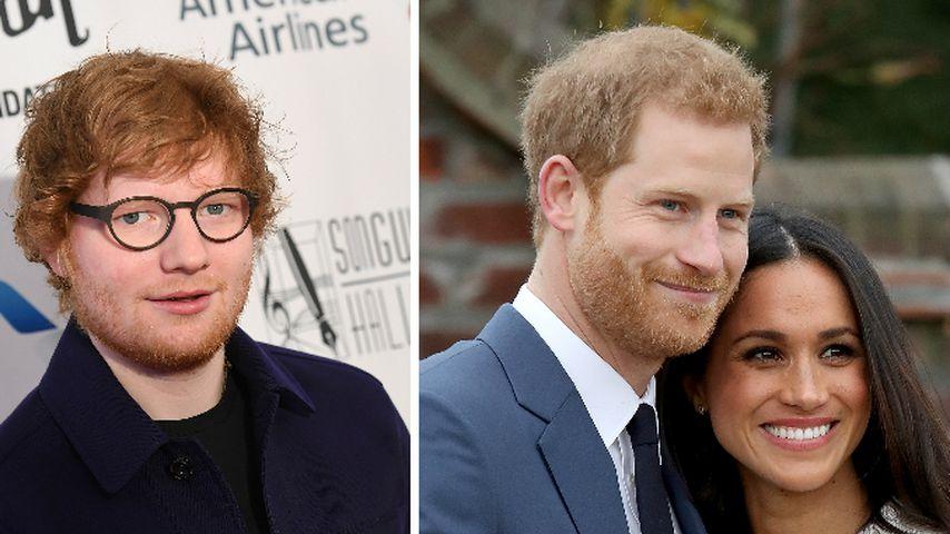 """Ed Sheeran bei Royal-Hochzeit? DARUM wäre er """"Perfect""""!"""