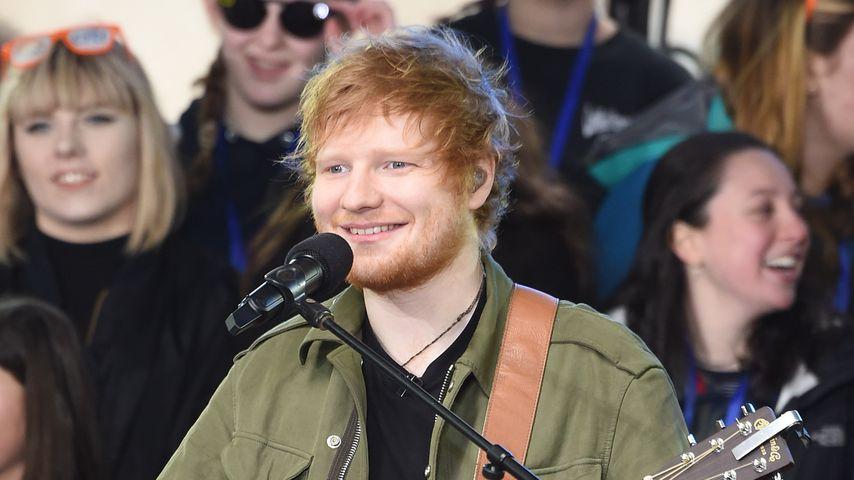 Weitere Anzeichen: Ist Ed Sheerans Frau wirklich schwanger?