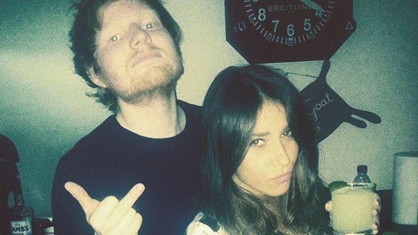 Liebes-Misere: Ed Sheeran kurz vor der Trennung?
