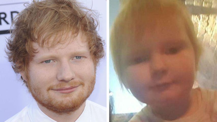 Verrückt: Dieses Kind sieht tatsächlich aus wie Ed Sheeran!