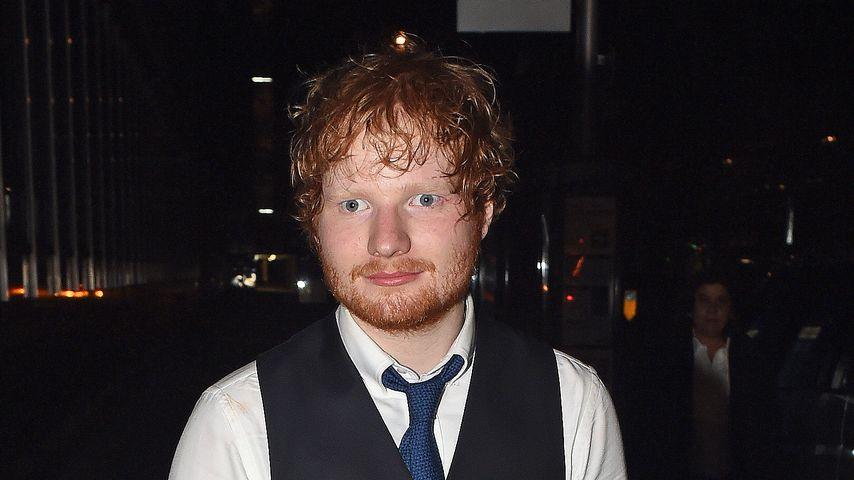 Song geklaut? Ed Sheeran droht 20 Millionen-Dollar-Klage!