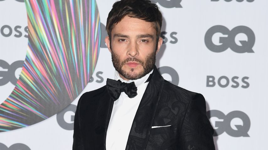 Ed Westwick bei den GQ Men Of The Year Awards 2021