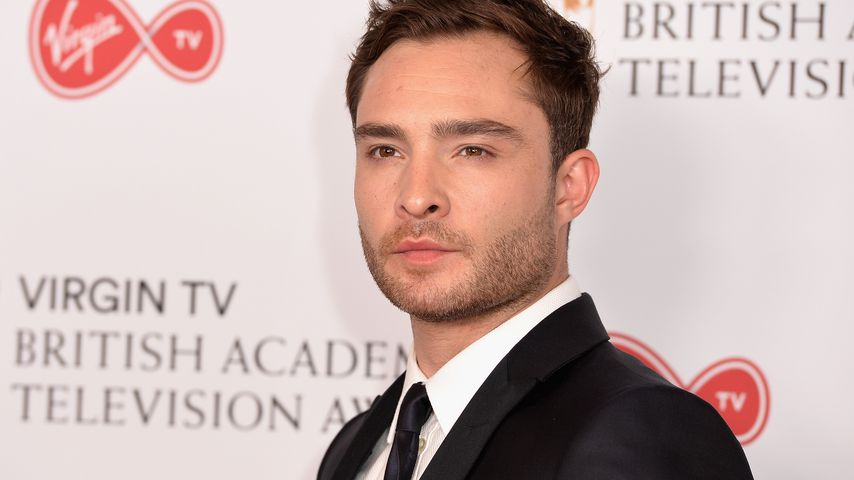 Ed Westwick bei den Virgin TV BAFTA Awards 2017