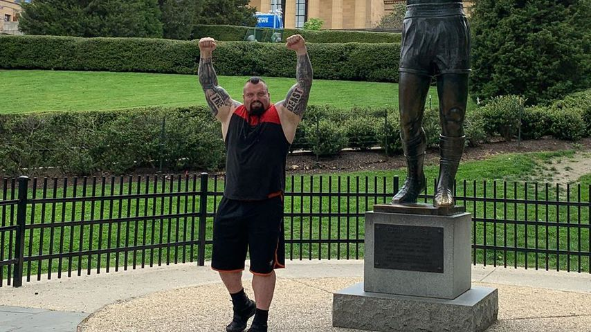 Eddie Hall im November 2019